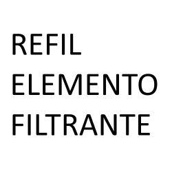 Refil do Filtro (elementos filtrantes)