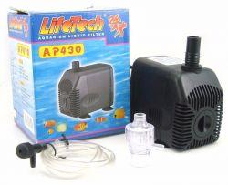 Bomba Submersa p/aquários e fontes 1200 l/h - Lifetech AP430